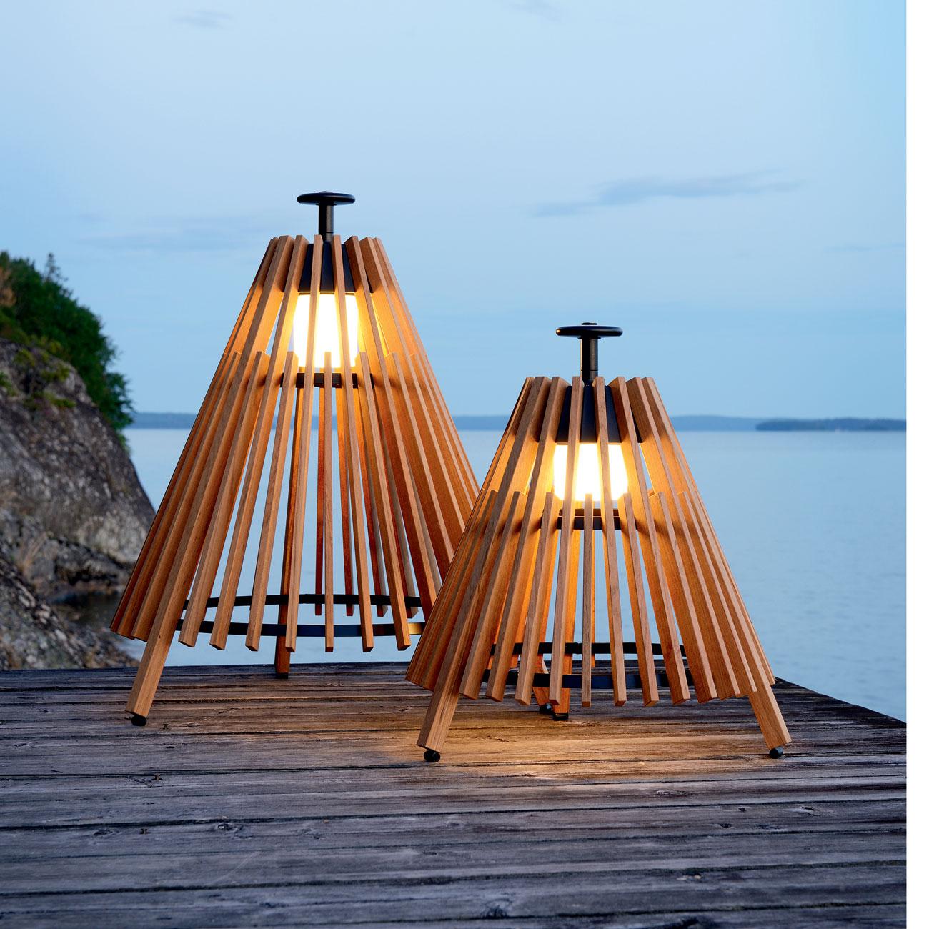 Tipi Lamp Luxury Outdoor Living International Shipping
