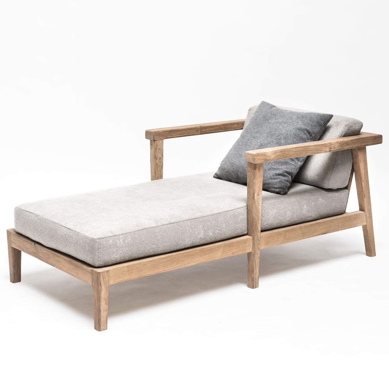 Gommaire copenhague chaise longue luxury outdoor living for Chaise longue beds