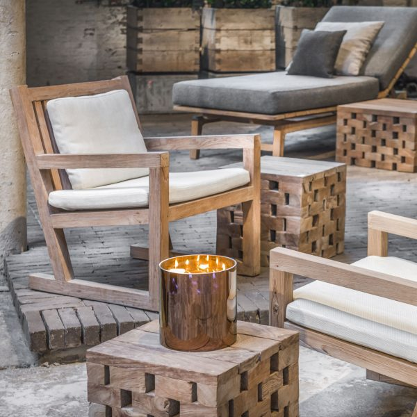 Gommaire Alan Easy Chair Luxury Outdoor Living