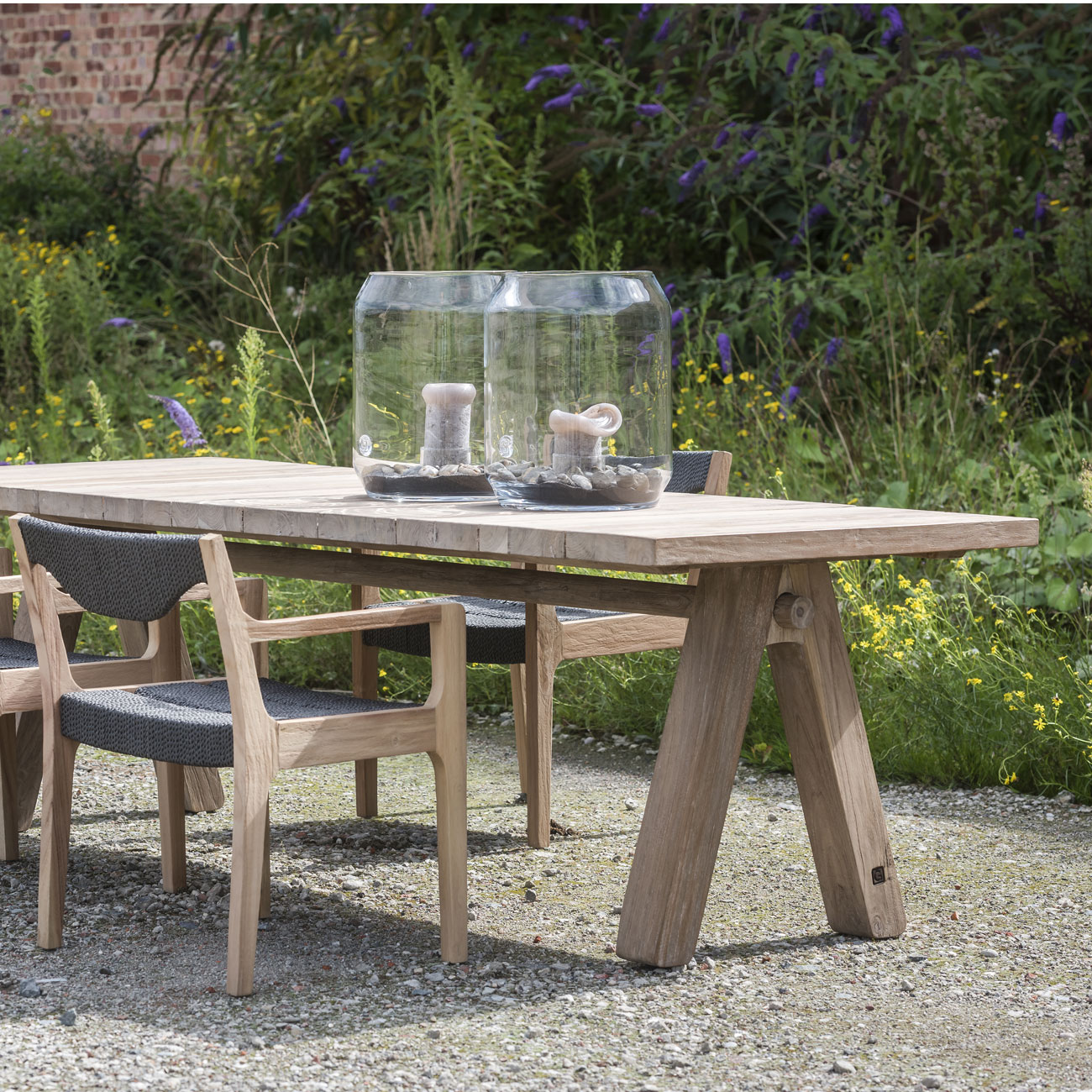 Gommaire Ziggy Dining Table Luxury Outdoor Living
