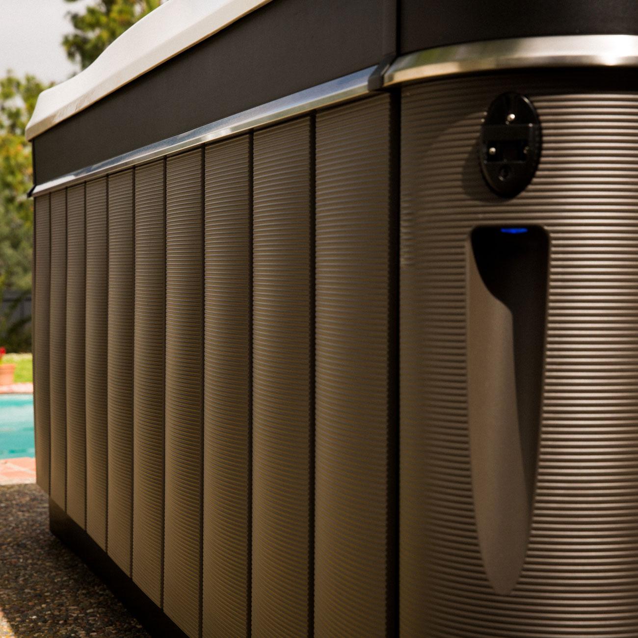 Caldera Spa Geneva Model 6 Person Luxury Outdoor Living