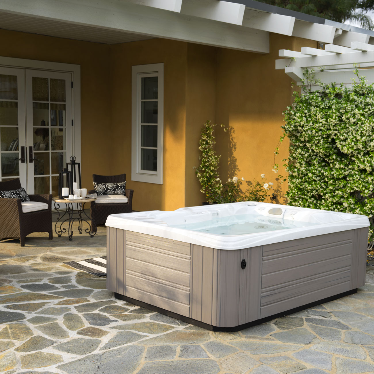 Caldera Spa Kauai 3 Person Luxury Outdoor Living