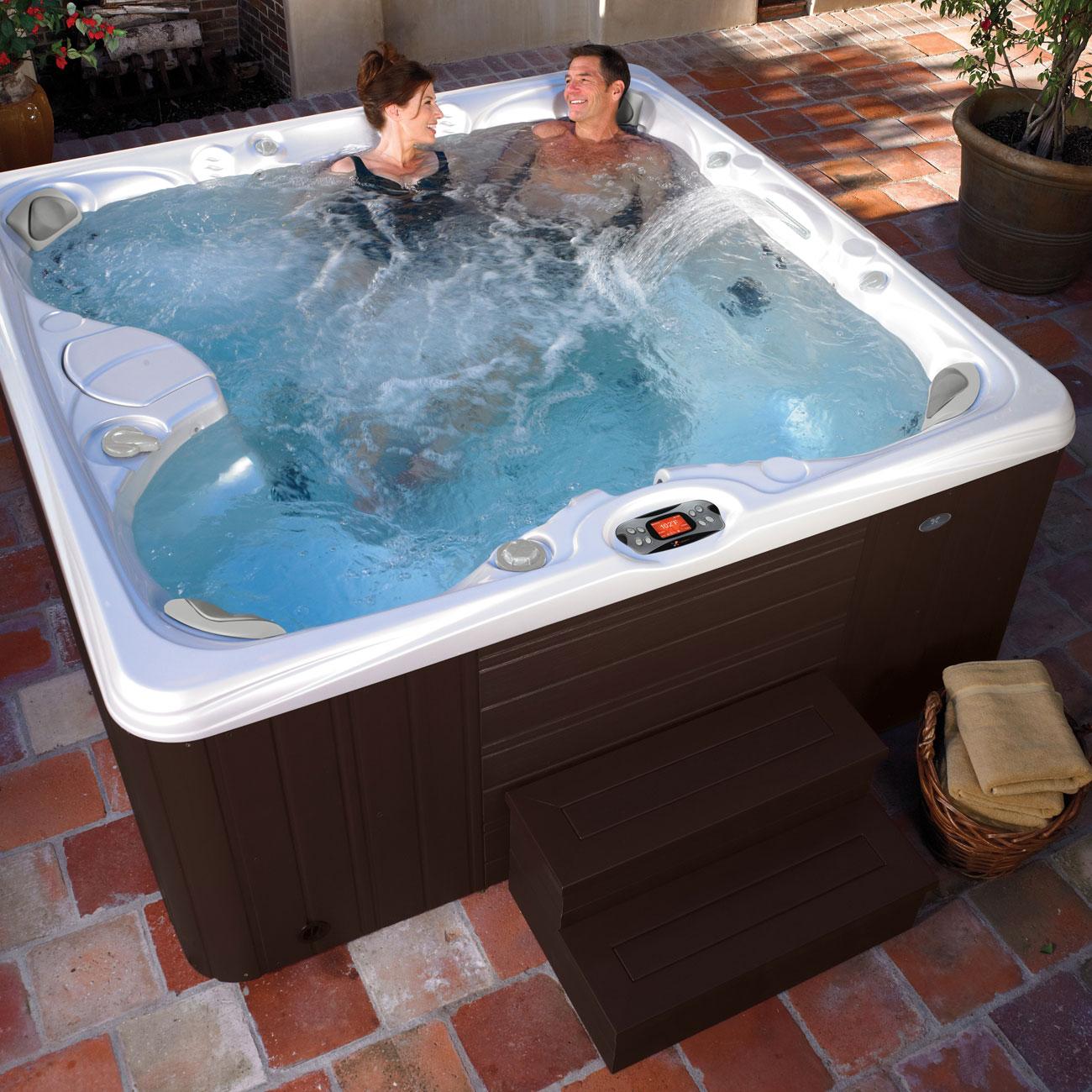 Caldera Spa Salina 7 Person Luxury Outdoor Living