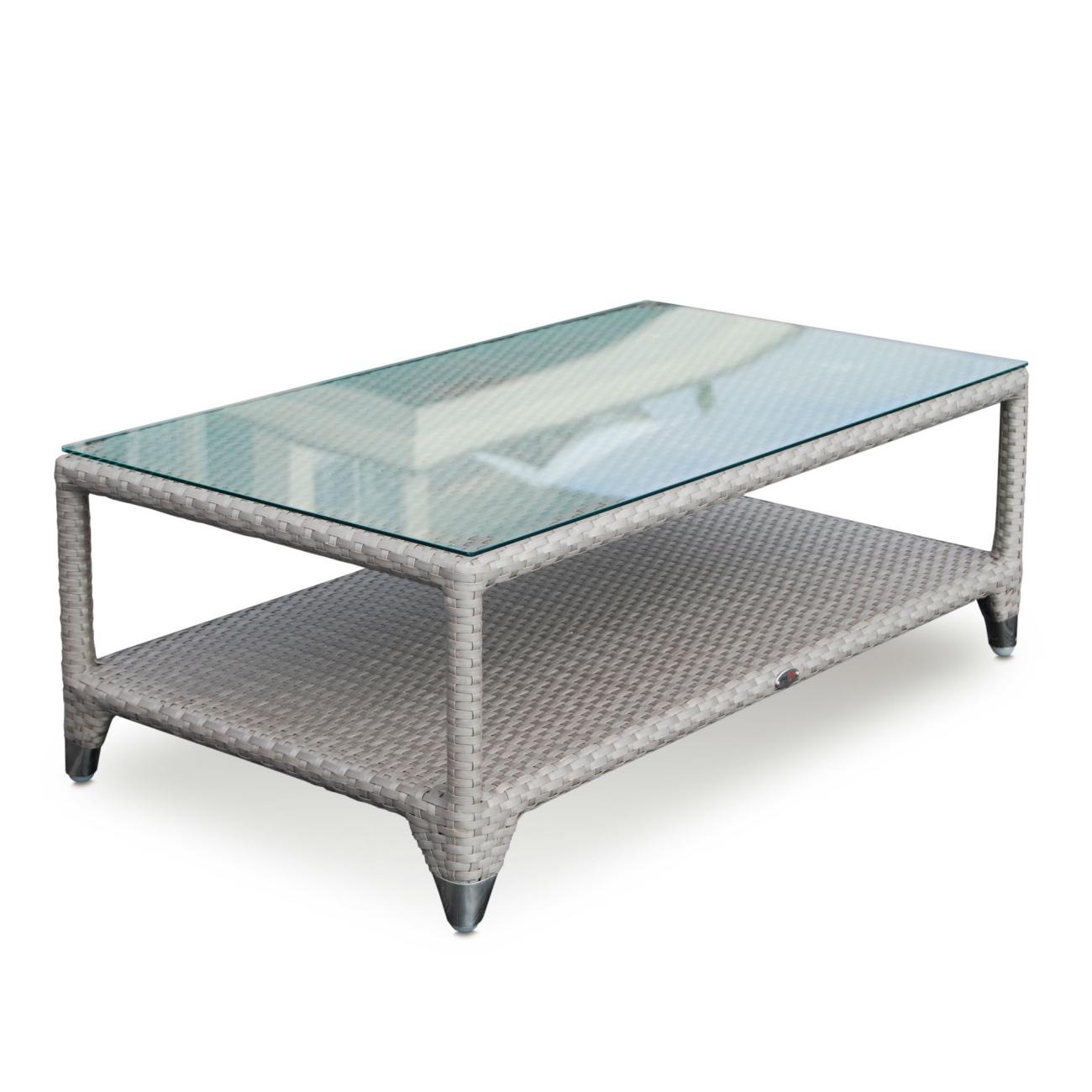 Skyline malta rectangular coffee table luxury outdoor living for Outdoor furniture malta