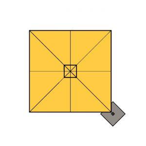 parasol-square-uno