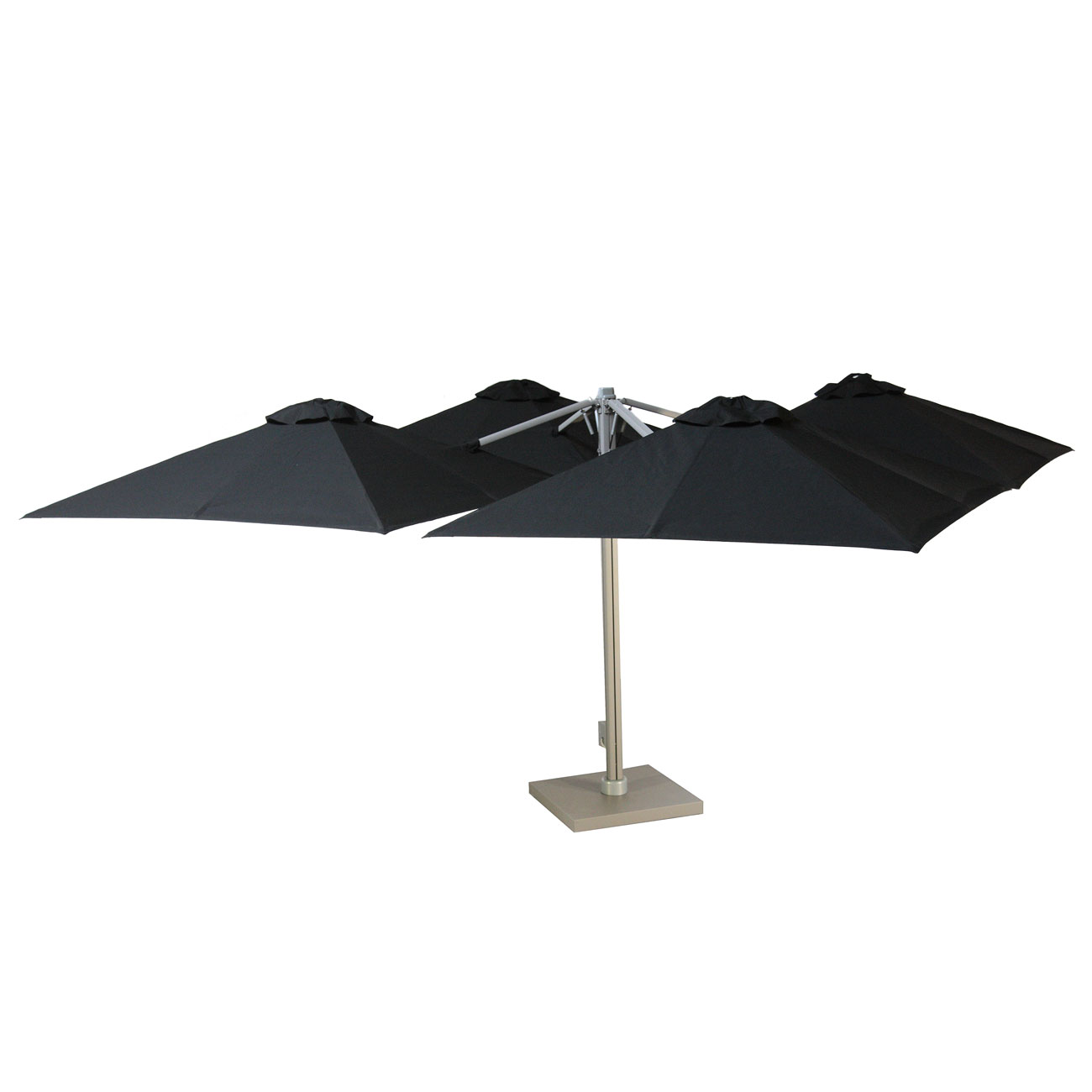 Prostor P6 Multi Cantilever Parasol Luxury Outdoor Living