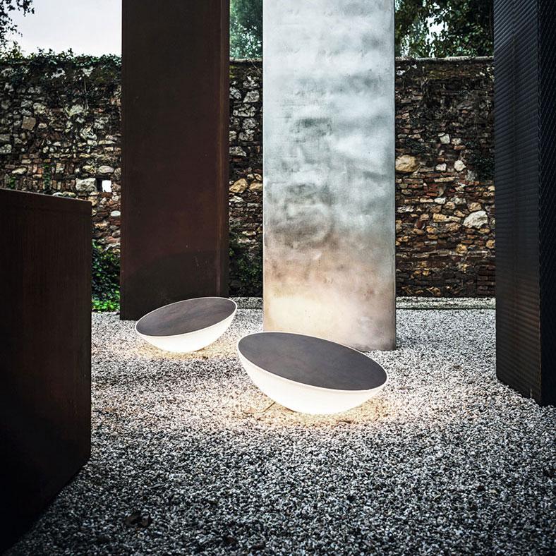 Solar Floor Lamp From Luxury Outdoor Living The Outdoor