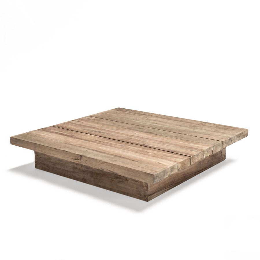 Gommaire Magnus Ottoman Coffee Table Luxury Outdoor Living