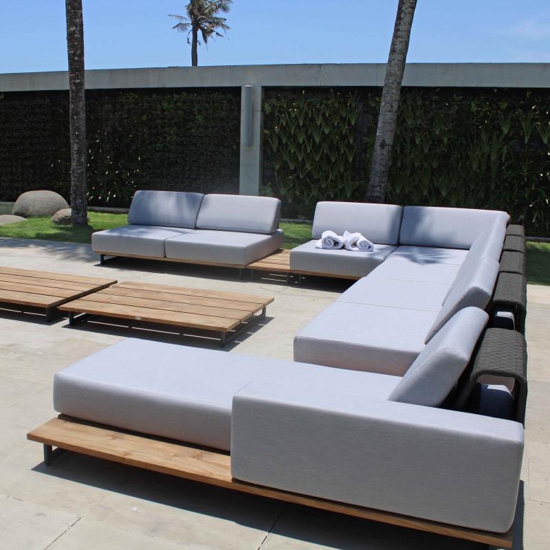 Skyline Ona Modular Sofa Luxury, Skyline Outdoor Furniture